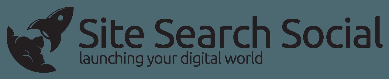 Site Search Social Logo