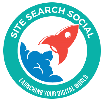 Site Search Social Web Design Website Logo